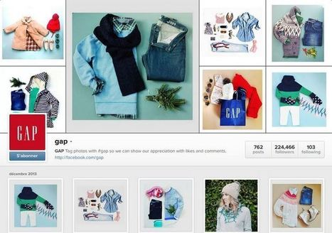 Influencia - Media - Instagram Direct : du contenu pour la pub et le e-commerce | Branded content | Scoop.it