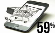 Le mobile shopping : encore du chemin à faire mais tellement d'opportunités pour les  enseignes ! | M-CRM & Mobile to store | Scoop.it
