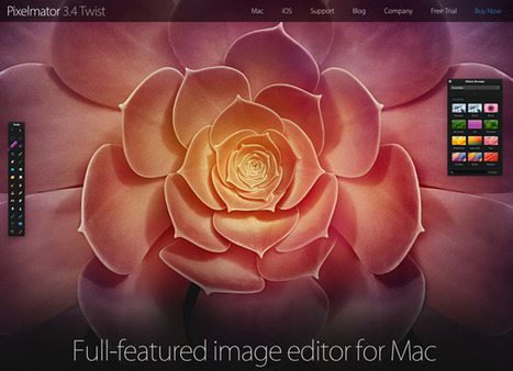Photoshop VS Pixelmator: Which is Better for Mac Users | Learning*Education*Technology | Scoop.it