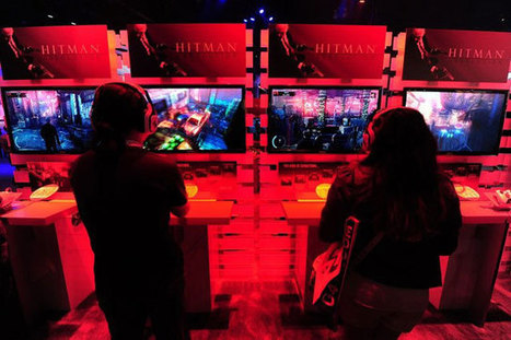 Technology: Video-games power harnessed for positive goals - News Tribe   Learning With ICT @ CBC   Scoop.it
