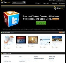 Create and Embed Multimedia Presentations | Information Technology Learn IT - Teach IT | Scoop.it