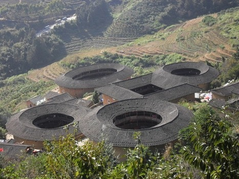 Fujian Tulou: Ancient Earthen Castles of China | Amusing Planet | Ancient Castles & Monasteries | Scoop.it