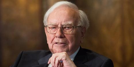 Real-Time Warren Buffett and Social Media Selfies | The Twinkie Awards | Scoop.it