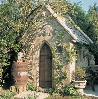 Garden Envy | Garden Sheds | Scoop.it