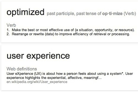 UX & SEO – Good User Experience Is Good SEO | Real SEO | Scoop.it