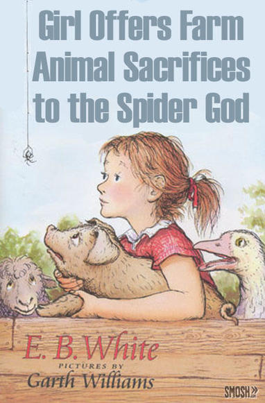 20 New Titles for Children's Books (Based Entirely on Their Covers)!   Young Adult Fiction   Scoop.it
