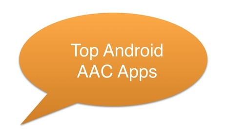 Smart Apps For Android: Fourteen Free Android AAC Apps (free special needs Android apps for kids) | AAC Apps | Scoop.it