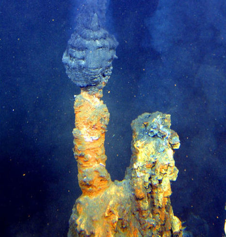 Life's Building Blocks Form In Replicated Deep Sea Vents   Ressources minérales sous-marines   Scoop.it