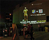 What is Guerrilla Video Projection Advertising? | inspirationfeed.com | Advertising | Scoop.it