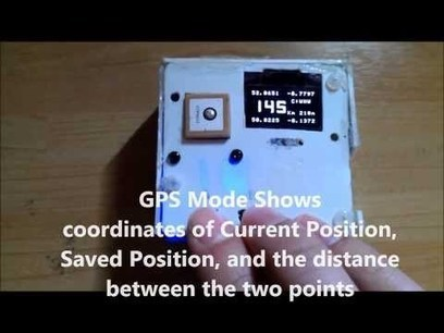 Arduino based GPS watch | Open Source Hardware News | Scoop.it