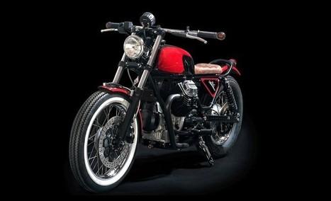 OC Garage Millenovecento 36 | Custom bikes and Specials | Scoop.it