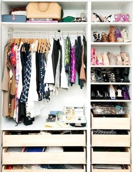 Tư vấn bố trí nội thất phòng ngủ 9m² cho thiếu nữ-Diễn đàn nội thất | Noithatmax.com | Scoop.it