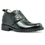 Black men increasing boots that make you taller 9cm / 3.54inch | Tall Elevator boots men increase height | Scoop.it