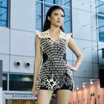 Singapore International Fashion 3D Printing Competition 2013 - 3D Printing Industry | 3d print | Scoop.it