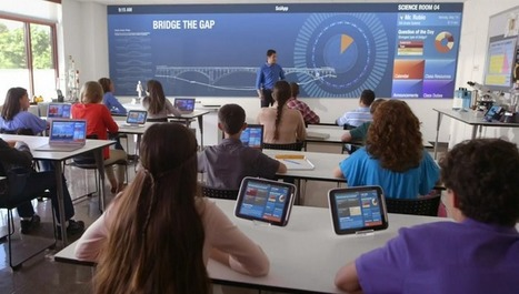 Top 10 Futuristic Technologies in the Classroom | Technology | Scoop.it