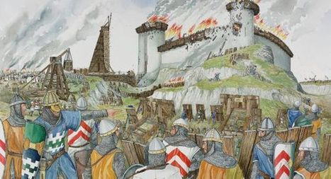 Heritage series, Article 3: How Ireland defended itself and its native communities | Boyne Valley Heritage | Scoop.it