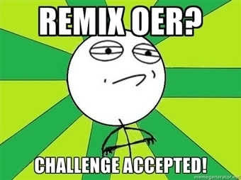 Remixathon — Open Ed 2012 & the ORIOLE Survey remixathon | OER & Open Education News | Scoop.it