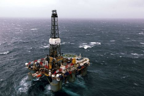 Overseas sales from Scotland's oil and gas supply chain increase by 22%, new ... - Scottish Daily Record | Independent Scotland | Scoop.it