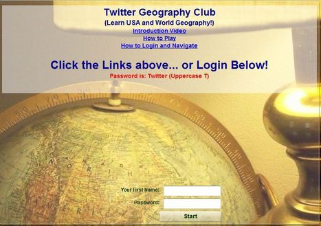 Online Map Quizzes | Geography Education | Scoop.it