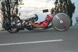 Haki Doku, le premier athlète albanais à des Jeux paralympiques - Courrier des Balkans | Albanie | Scoop.it