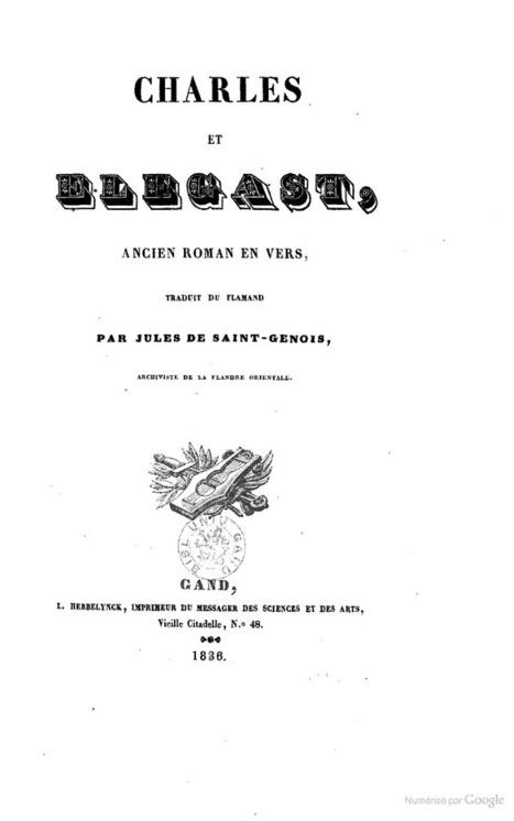 Charles et Elegast | Les Héros Oubliés - Ressources documentaires | Scoop.it