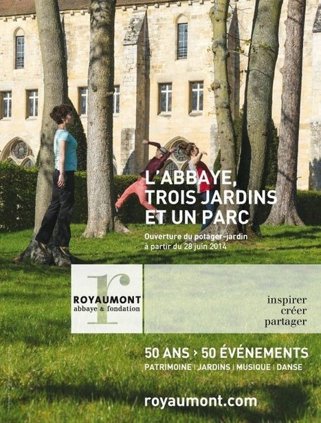 Inauguration du potager-jardin de la Fondation de Royaumont (95 ... | potager urbain | Scoop.it