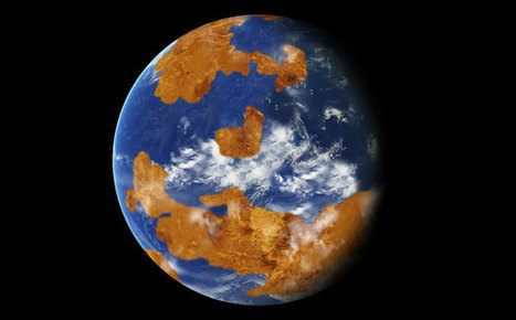 New Research From NASA Suggests Venus May Have Been Habitable | Geology | Scoop.it