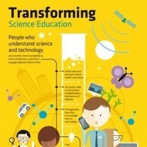 Transforming Science Education | Visual.ly | How to Learn in 21st Century | Scoop.it