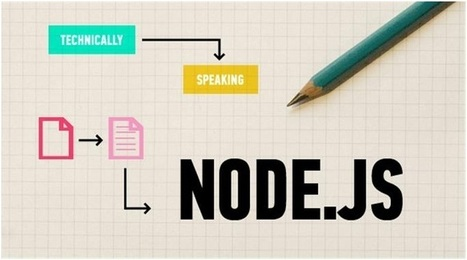 » Top 7 Node.js performance tips you can adopt today | Big Data and NoSQL Daily | Scoop.it
