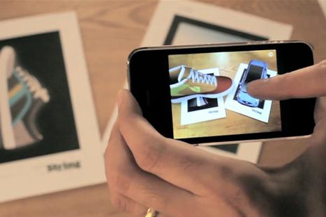 Une application iPhone pour bluffer votre entourage avec la réalité augmentée ! | Geekerie&co | Scoop.it
