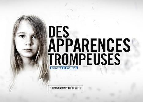 Campagne choc contre la maltraitance des enfants | Le Publigeekaire | Marketing et communication au service du non marchand | Scoop.it