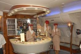 Gulf Airlines engulfed in Indian fare dogfight, Etihad, Emirates offer cheaper outbound tickets - The Economic Times | The future flight attendant :-) | Scoop.it