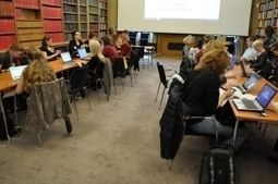 Edit-a-thon gets women scientists into Wikipedia   Women and Wikimedia   Scoop.it