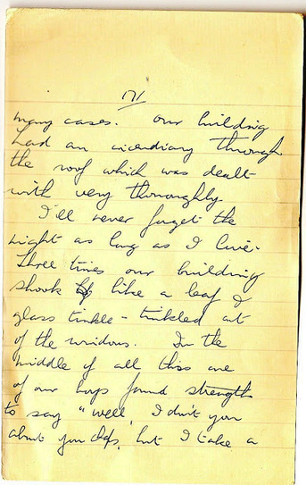 London War Diary: Saturday 8th March 1941.(continued)   London War Diary. Original written pages. 1940   Scoop.it