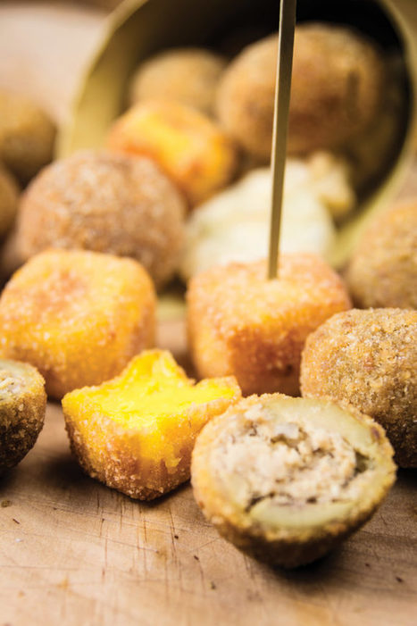Ascolana Olives & Fritto Misto | Le Marche and Food | Scoop.it