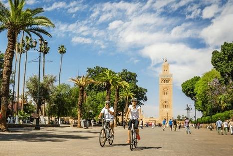 Bus électriques, mosquées vertes, sacsplastiques prohibés… Marrakech àl'heure delaCOP22 | Planete DDurable | Scoop.it