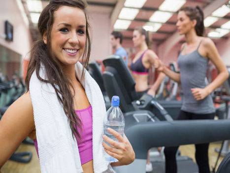Reasons Why Gyming Is Healthy For Women | Fashion Inspiration | Scoop.it