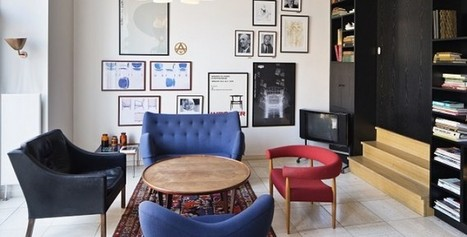 Do visit Alexandra Hotel Copenhagen if you are fond of Danish Design | Hotel alexandra | Scoop.it