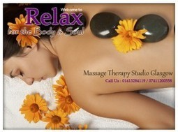 Four Hands Massage | Massage and the Variety | Massage Glasgow | Scoop.it