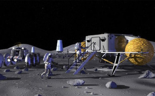 Russia and Japan Interested in Moon Exploration | Space matters | Scoop.it