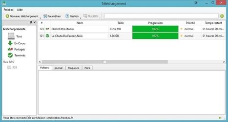 Freebox Desktop | Time to Learn | Scoop.it