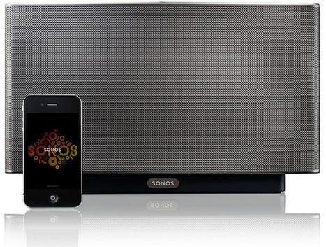 REVIEW: Sonos Play:5 | A Must Have Wireless Speaker | Home Theater Speakers | Scoop.it