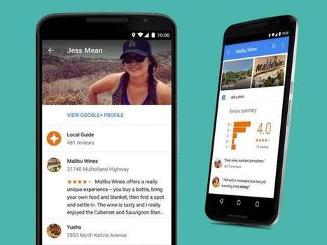 Devenez «guide local» sur Google Maps! | social networking | Scoop.it