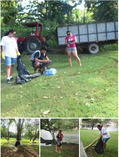 Rotaract Macal River Clean up | Belize | Scoop.it