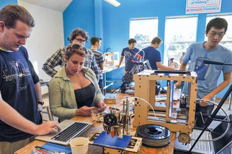 MAKE to Host Their First International Maker Meetup on 3D Printing, | Big and Open Data, FabLab, Internet of things | Scoop.it