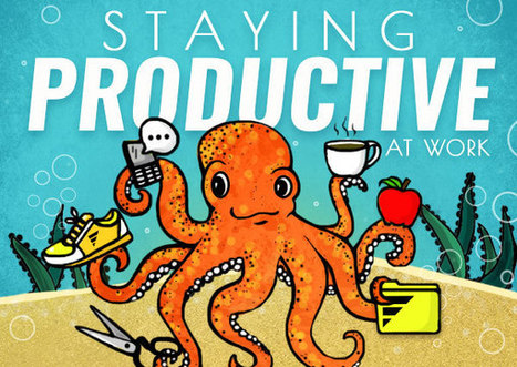 How To Instantly Become A More Productive Employee | Bigfin Blog | Scoop.it