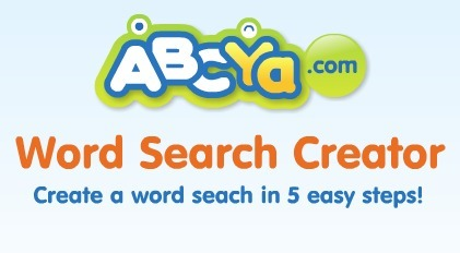 Word Search Creator | Web 2.0 Tools in the EFL Classroom | Scoop.it