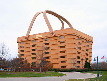 10 buildings shaped just like what they sell - Holy Kaw! | Strange days indeed... | Scoop.it