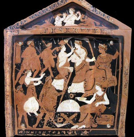 Los misterios de Eleusis | Mundo Clásico | Scoop.it