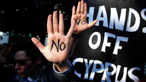 Chypre : le Parlement rejette le plan de sauvetage   Le Journal du Siècle : L'actualité au fil du temps   Scoop.it